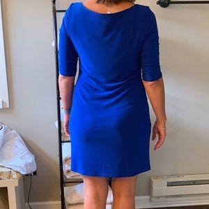 Joseph Ribkoff Dresses - Royal Blue Cocktail Party Dress